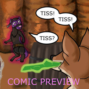 Haunted Fetch #11 preview