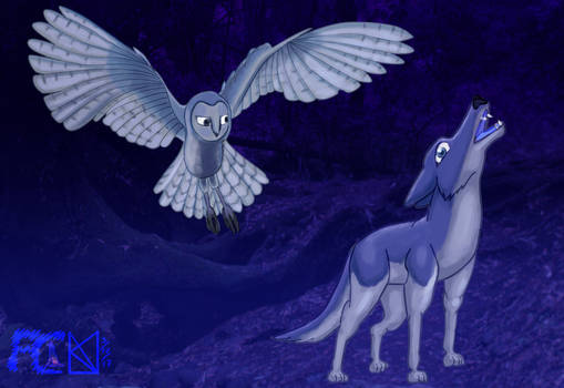 LCAO Blue and Owl