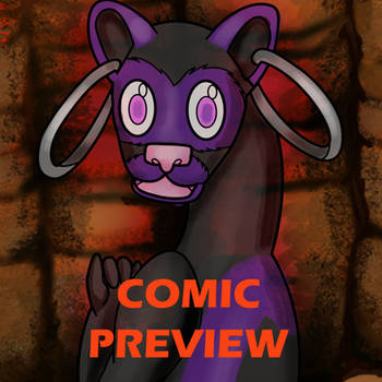Haunted Fetch #18 preview
