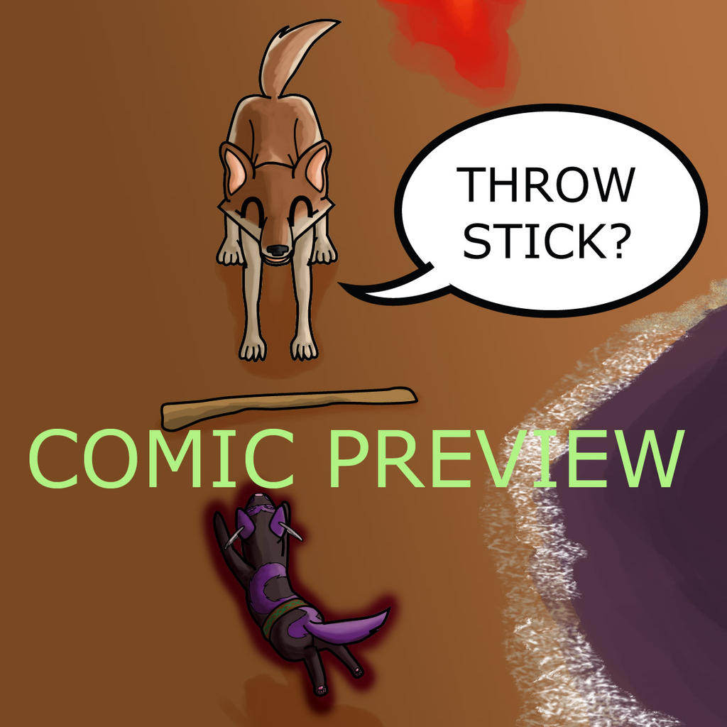 Haunted Fetch #19 preview