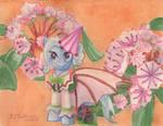 MLP Flowers of Harmony- Trixie Lulamoon- Ambition