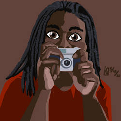 May 2021 Prompts- Vintage Camera
