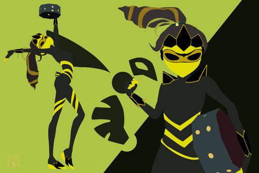 Akuma Queen Bee 2.0