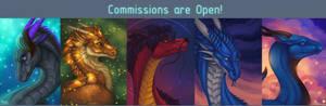 Portrait commissions info