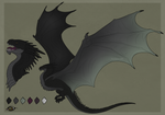 Reference sheet for Black-winter