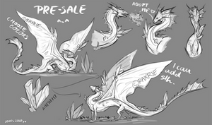(Closed) PRE-SALE Dragon adoptable
