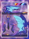 [C] Dragon reference sheet