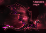 Dragon adoptable- now fixed price![Sold]