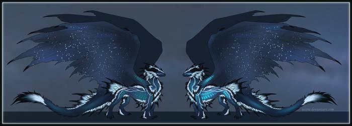 Dragon design for Vraeryn