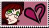 I support MissMichiru stamp by CreeperTier
