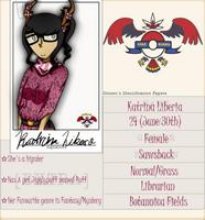 PokeBubria App: Katrina by CreeperTier
