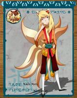 Pokimono .:Nabi:. by CreeperTier