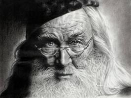Dumbledore by ThaulowC