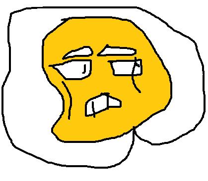 Egg by bleedlings