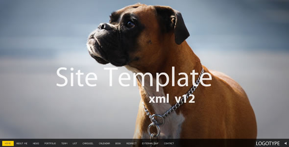 Site Template XML v12 by flashmaniac1