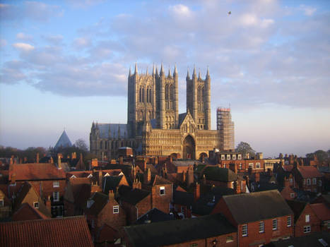 Lincoln's cathedral