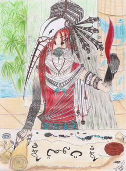 Nem, the Priest of Thoth