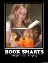 Blondie Book Smarts