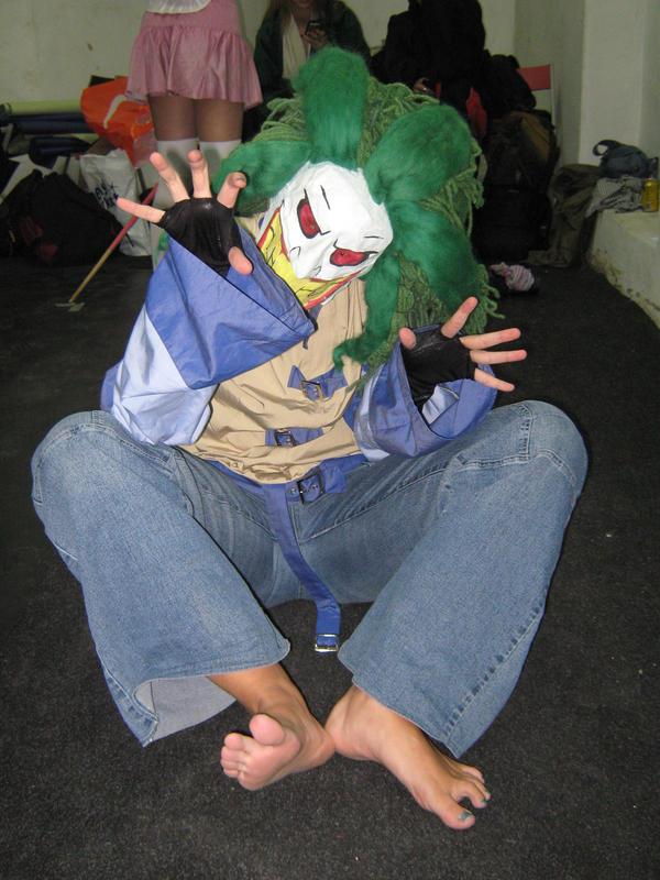 Joker cosplay 2 by Zanten