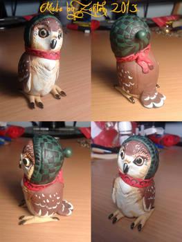 Owly figurine gift