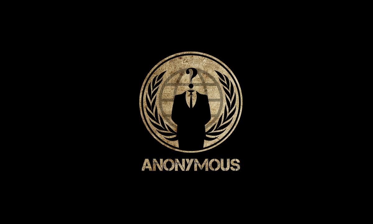 Anonymous HD Wallpaper [Dirt] by VostroOG on DeviantArt