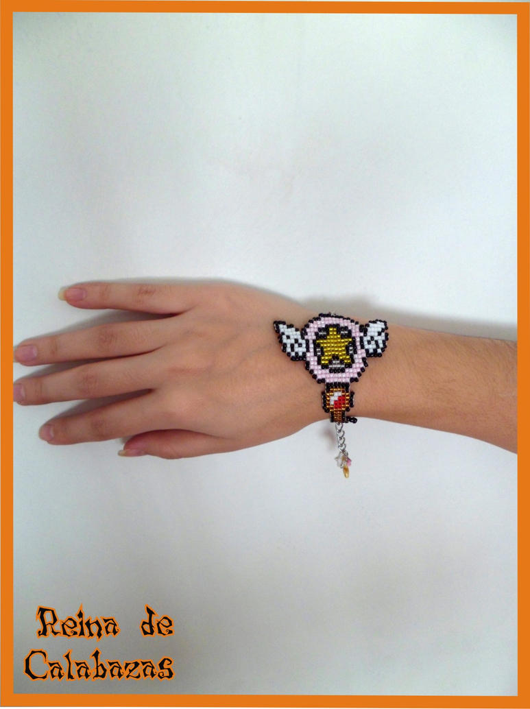 SCC bracelet by anubis-pumpkinqueen