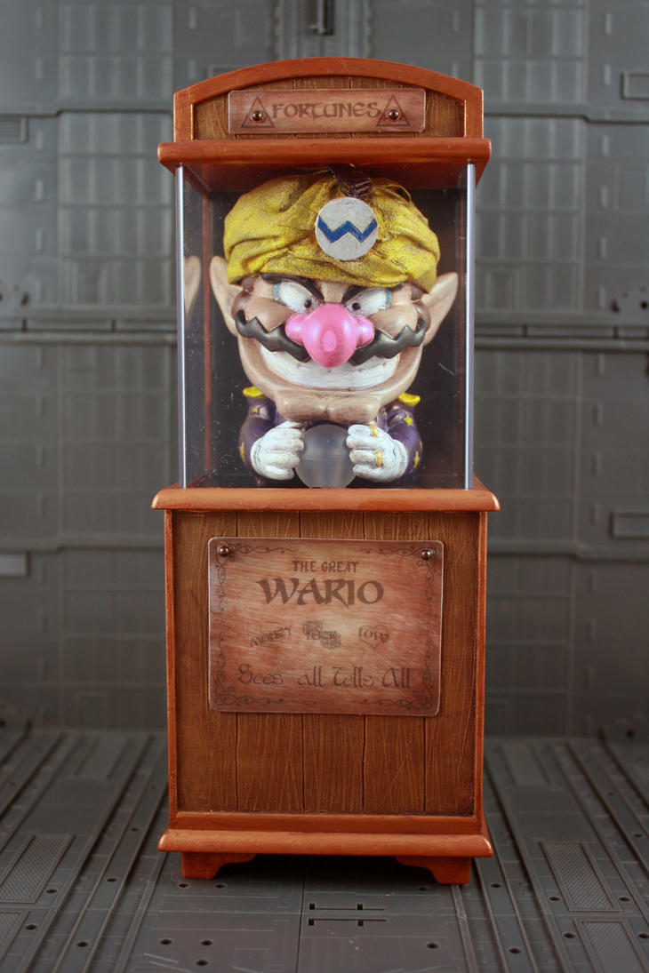 Wario the Great Custom by kodykoala