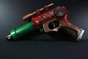 Super Mario's Gun by kodykoala