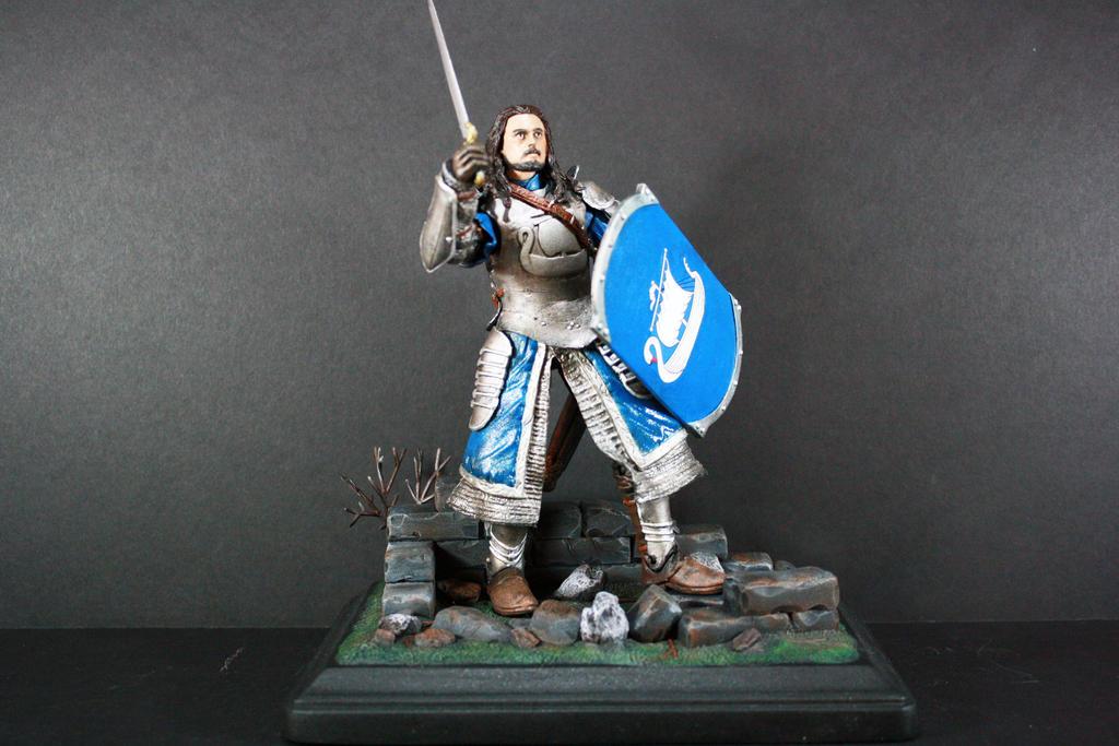 Prince Imrahil of Dol Amroth