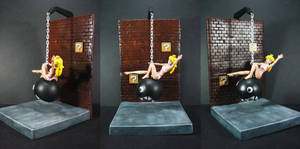 Princess Peach Wrecking Ball
