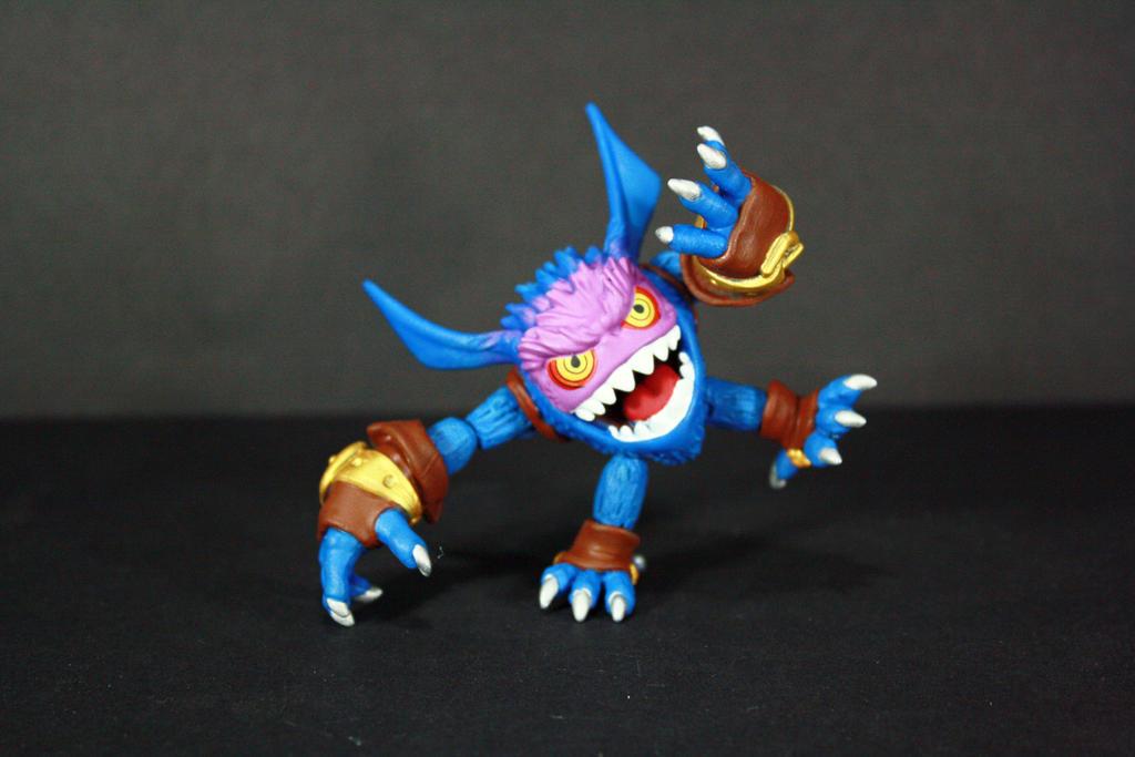 Articulated Beast Mode Pop Fizz by kodykoala