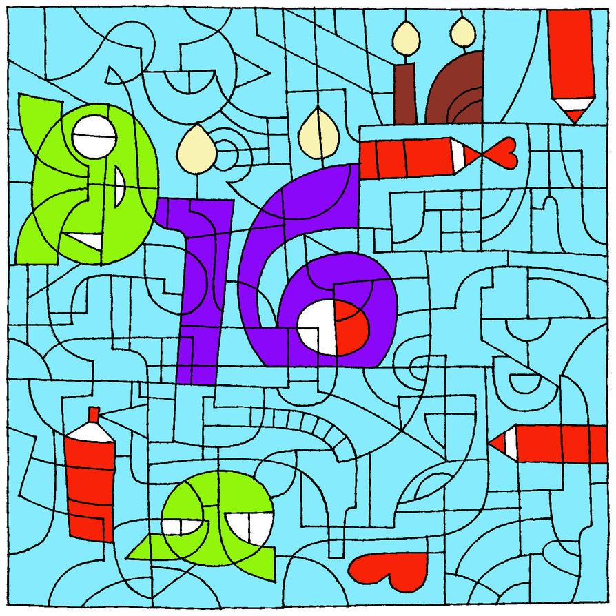 Happy Birthday, Deviantart! By SingerHeart16 On DeviantArt
