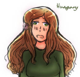 APH: Hungary by SingerHeart16