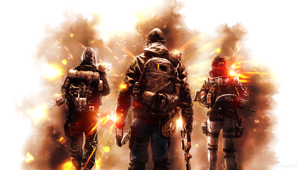 Tom Clancys The Division Wallpaper By XSlaybelle