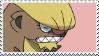 Gumshoos Stamp by peculiarjotaro7