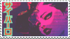 Does Not Exist Stamp by peculiarjotaro7