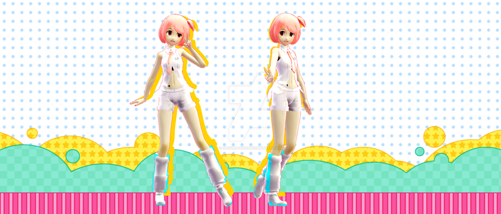mmd AO-Q w.i.p (finished!!) by sakura-nice