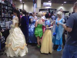 Disney Princesses by JessiJayWillis