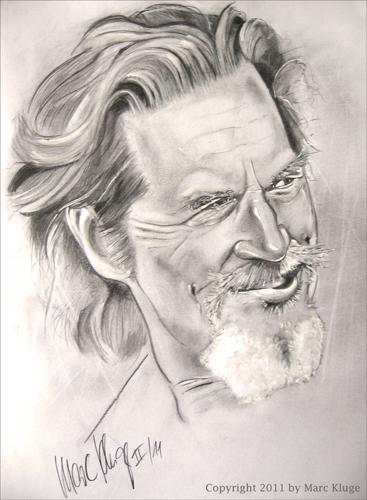 Jeff Bridges by Gopherproxy