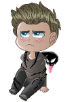 Eddie Brock and Venom [Version 1] [Fanart] [F2U] by Trudy-Collins