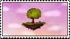 Floating Island Stamp by Oansikt