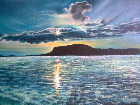 irish landscape painting