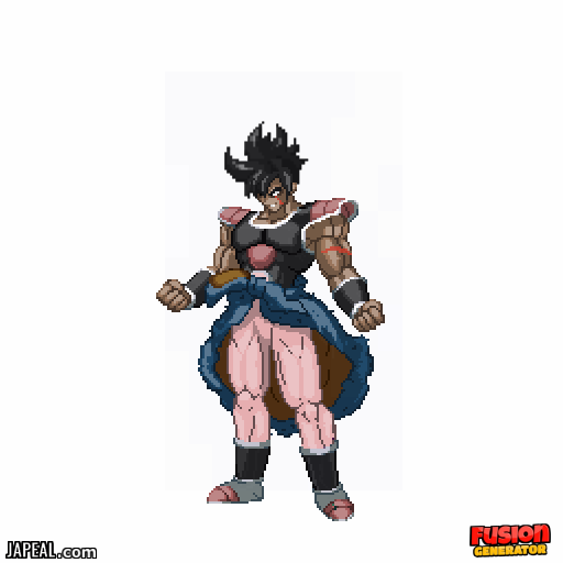 Majuly (New Dragon Ball Fusion) by JokuSSJ on DeviantArt