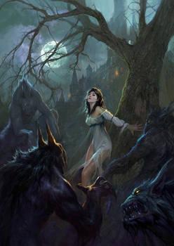 Werewolf Study #1