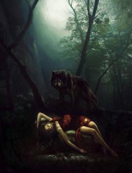 Werewolf Study #2