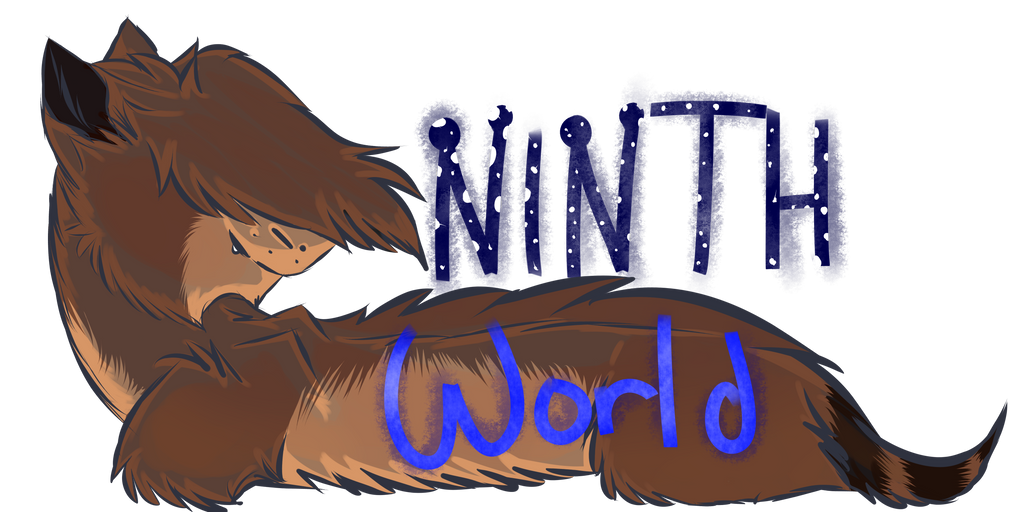 ninth world logo idea 1 by avenii on deviantart