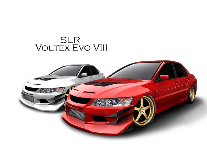 Voltex Evo VIII by SLRrazor