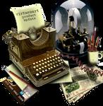 Another Steampunk Ticker Shop or Desktop Icon