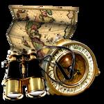 Steampunk Safari Icon by yereverluvinuncleber