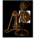 Steampunk Skype Icon
